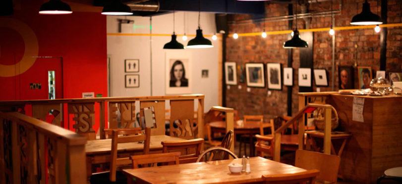 Ремонт кафе и ресторанов СПб
